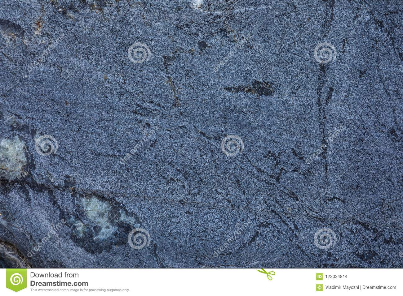The background or texture of the marble wall of the quarry or opencast