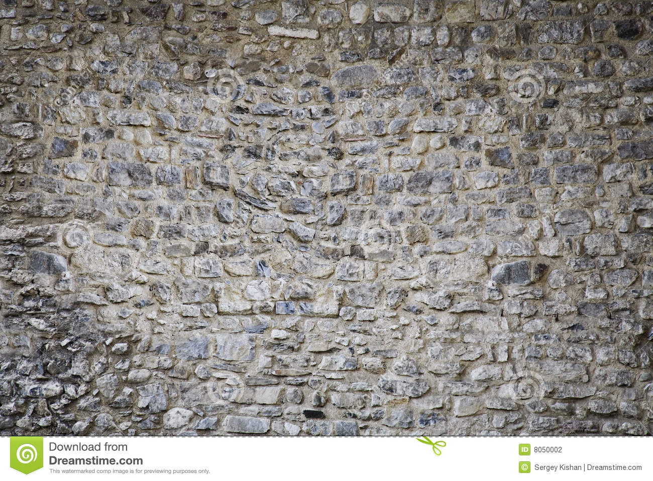 Background texture of medieval castle stone wall. Background Texture Of Medieval Castle Stone Wall Stock Photography