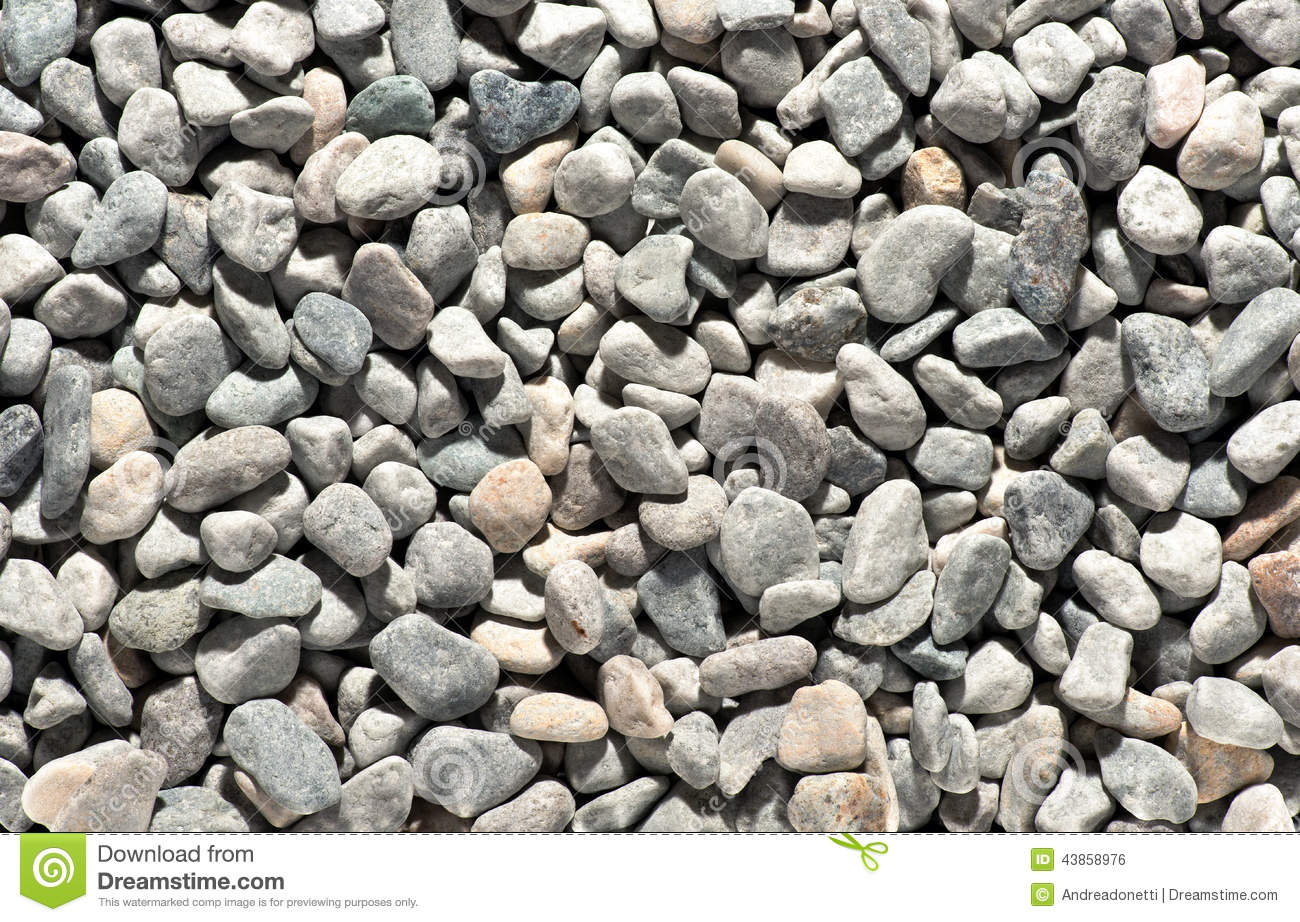 Background texture of waterworn stones stock photo image - Smooth stones for landscaping ...
