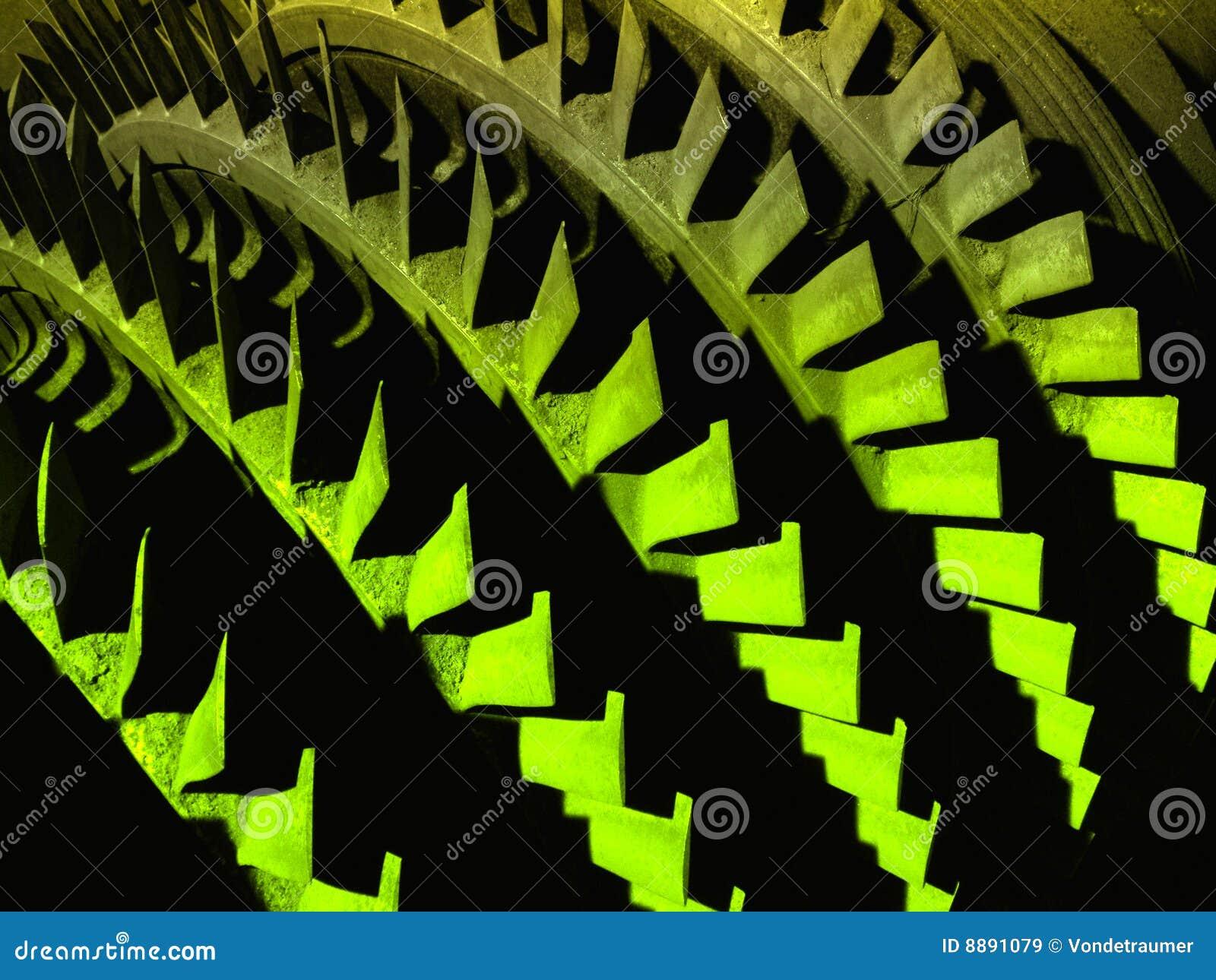 Raw Spin - Objekt