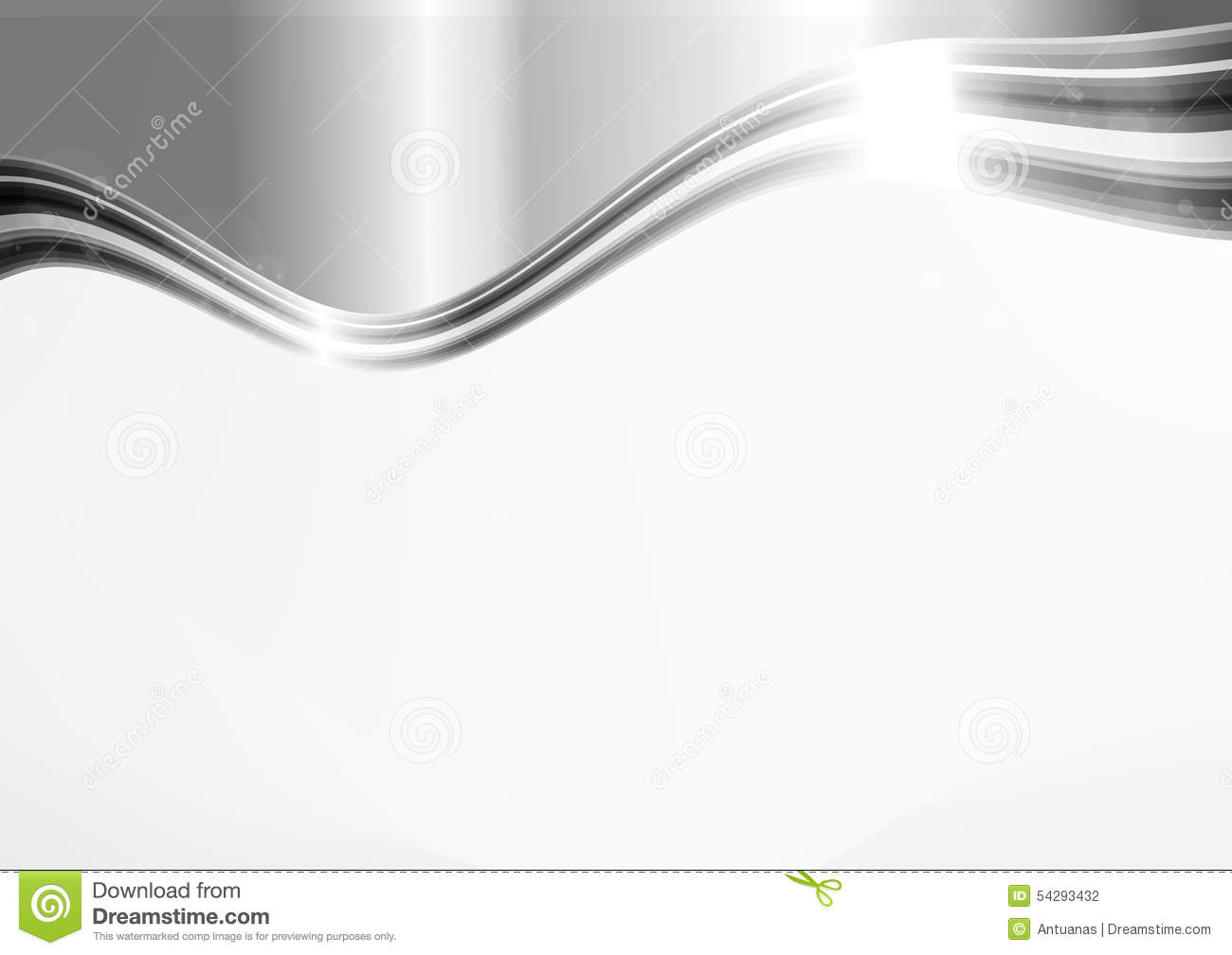 Background with wavy lines