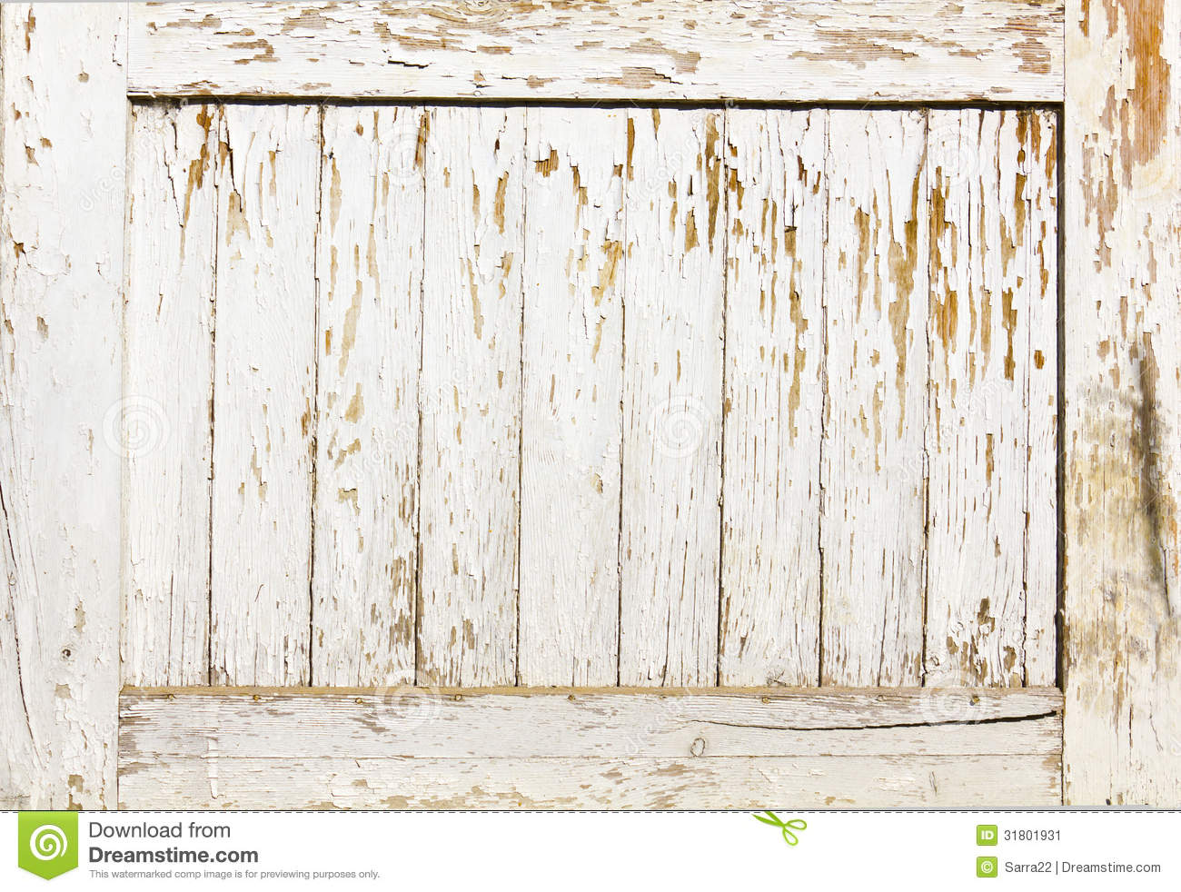 Background Of White Peeling Paint On An Old Wall Stock Image Image 31801931
