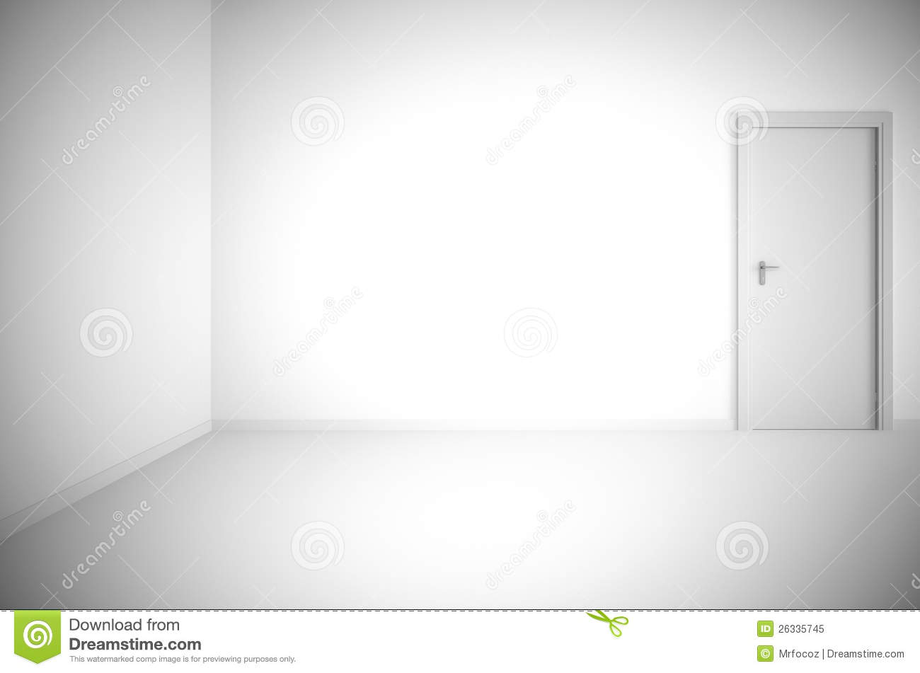 Background White Wall Royalty Free Stock Photo Image