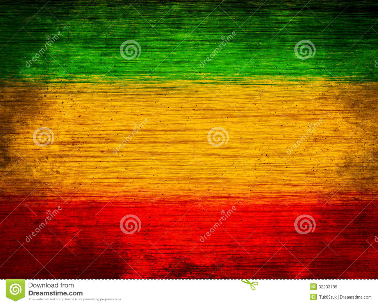 Background Wood Green Yellow Red Stock Image Image Of