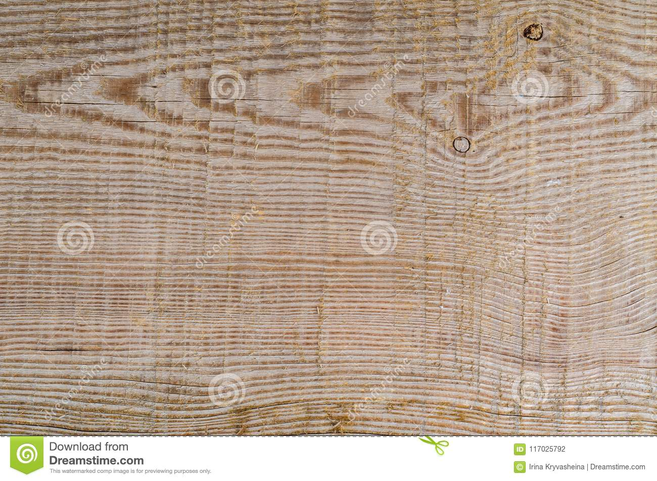 Background Of Wooden Unprocessed Board Stock Photo Image Of