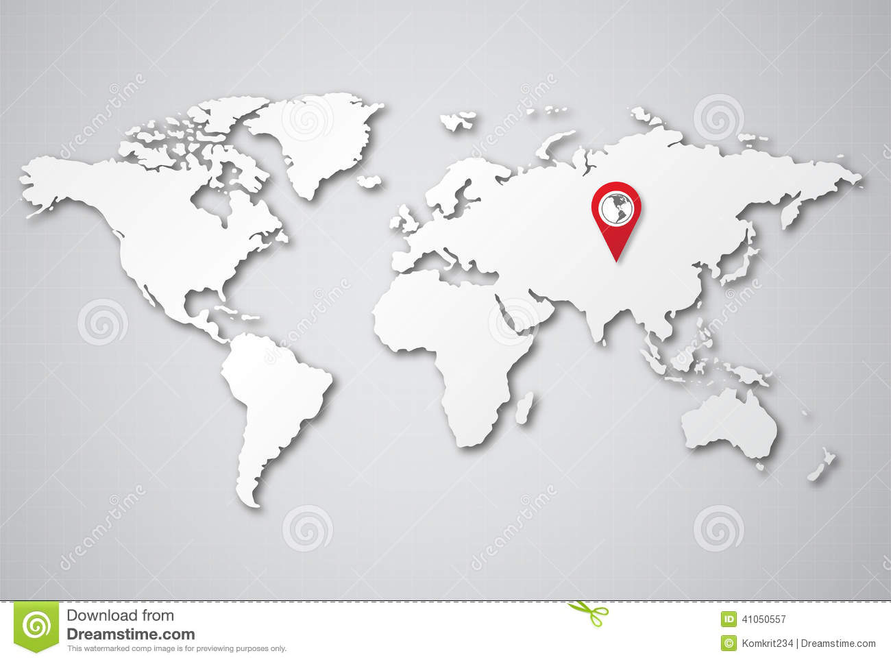 Background world map 3d stock vector illustration of design 41050557 background world map 3d royalty free vector gumiabroncs Image collections