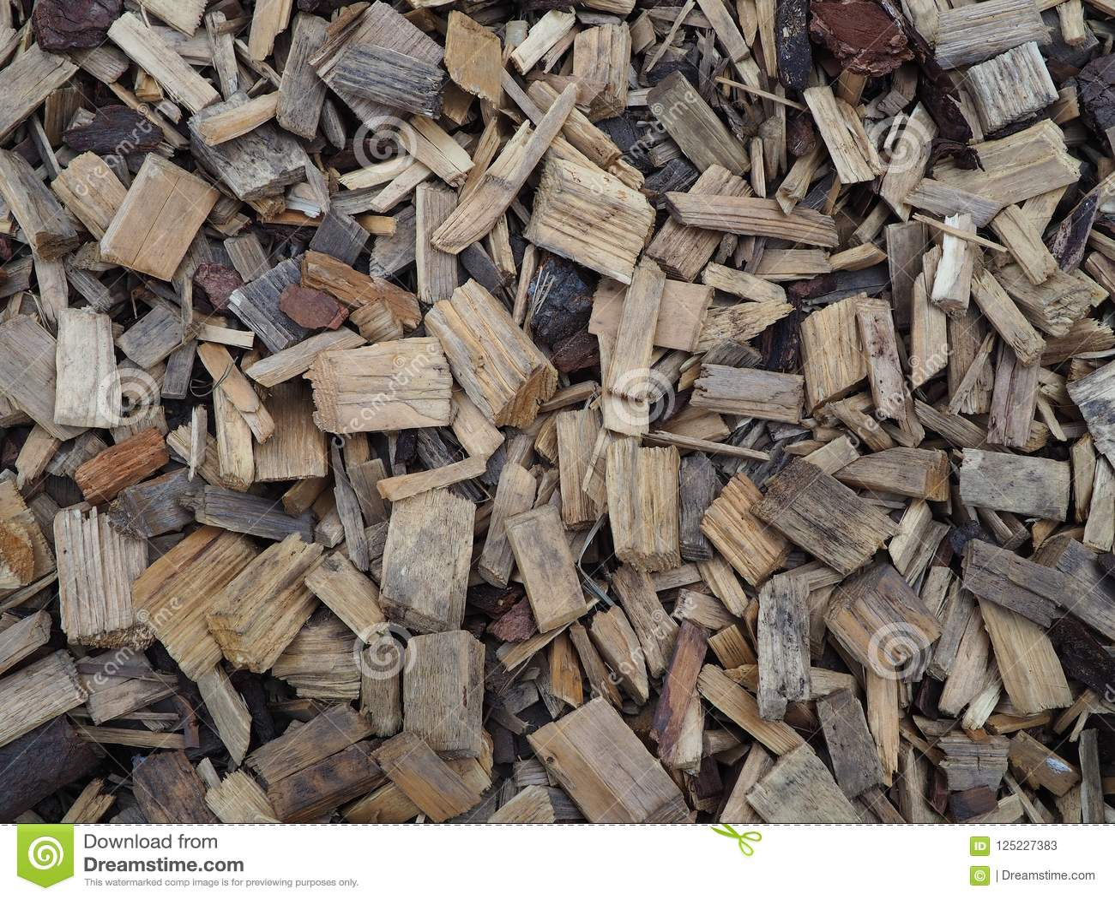 Backgroungd brown garden bark photo