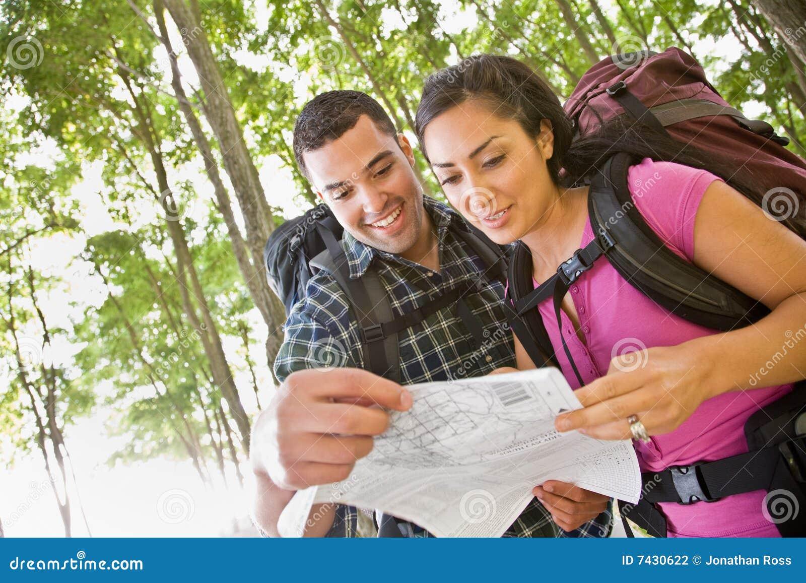 Backpacks соединяют смотреть карту