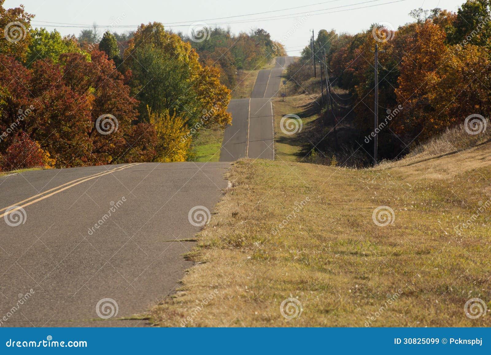 Backroads rt 66 di Oklahoma