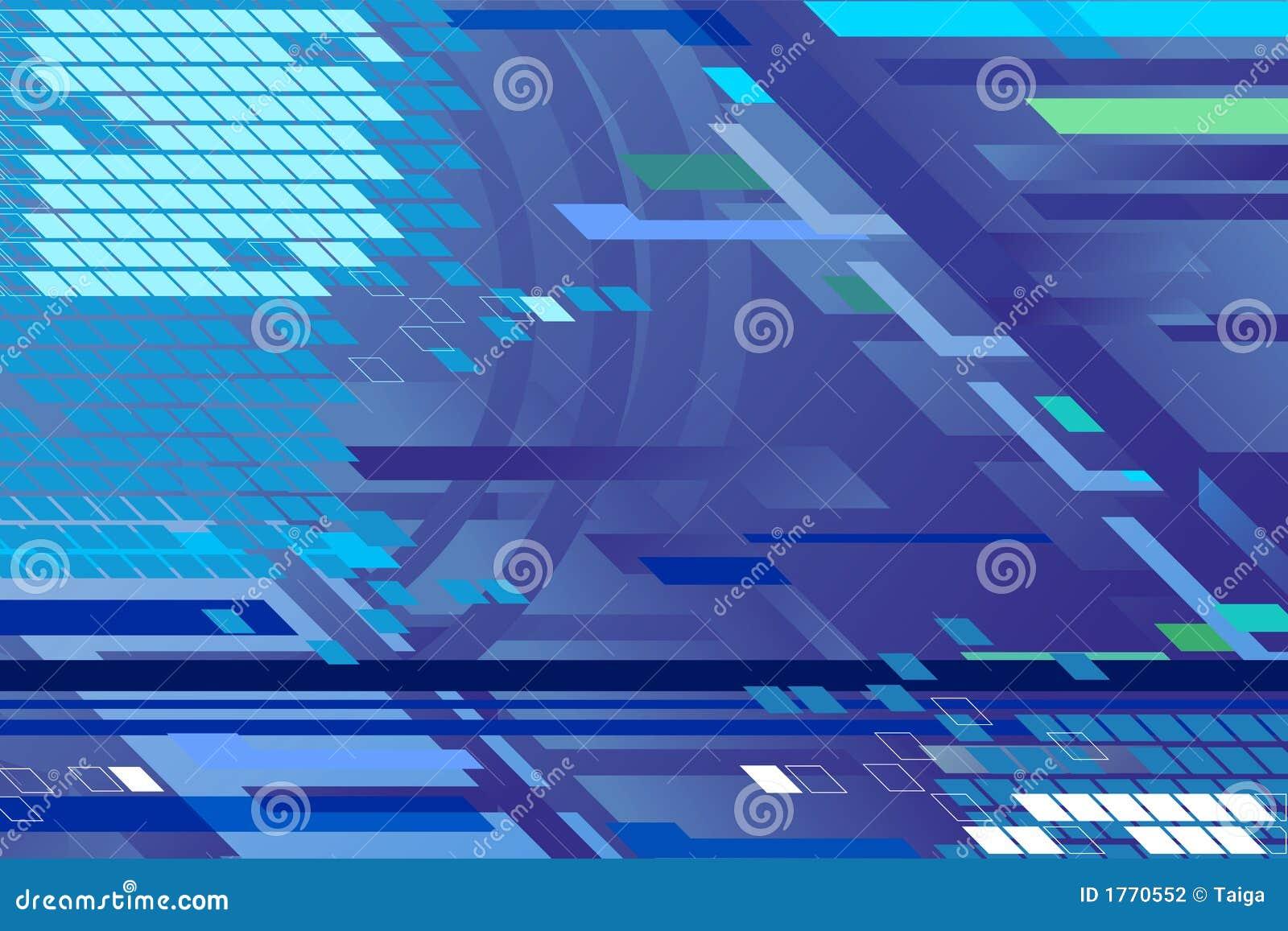 Backround bleu