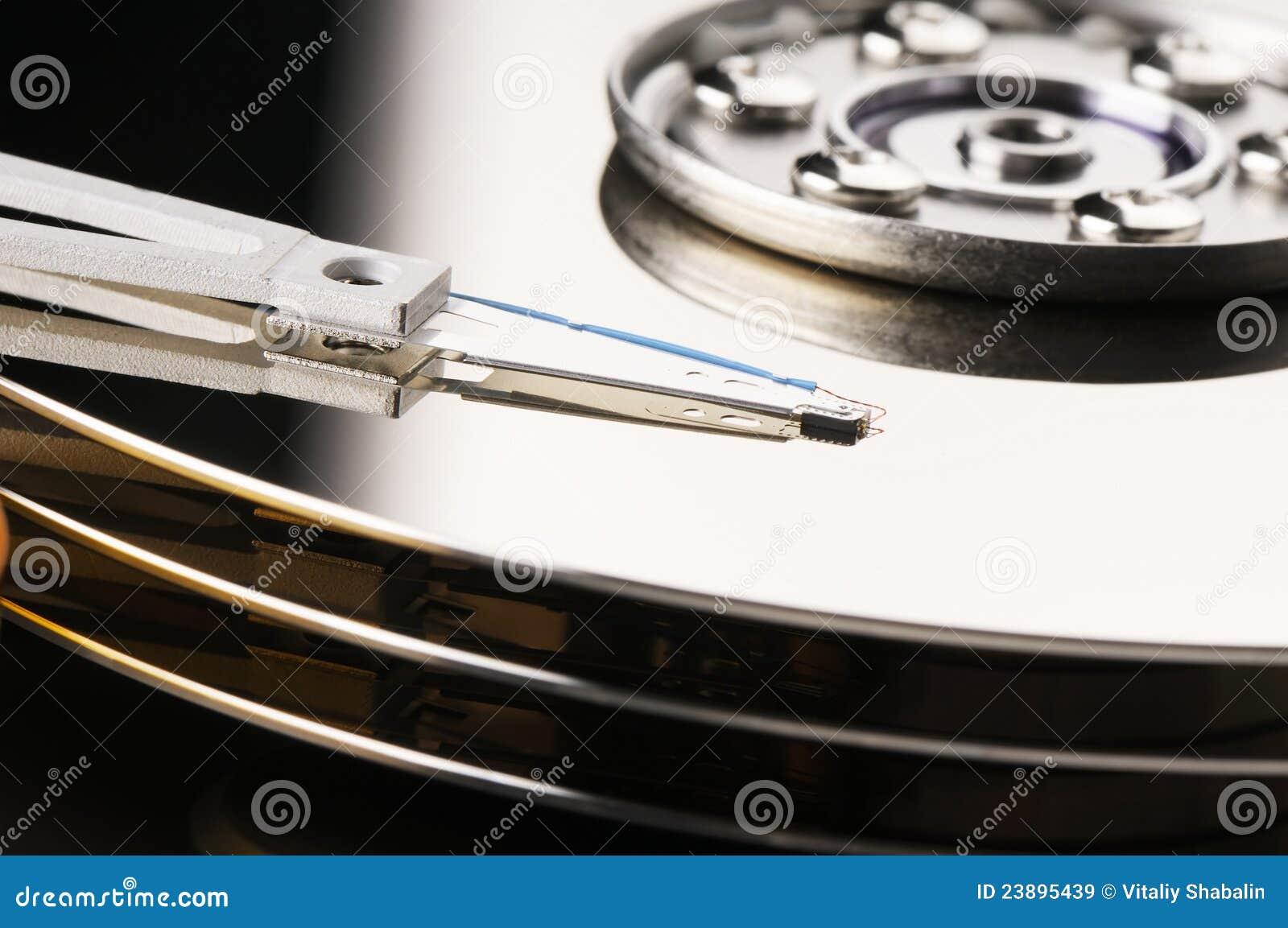 Backround de disque dur image stock image du electrical for Disque dur miroir