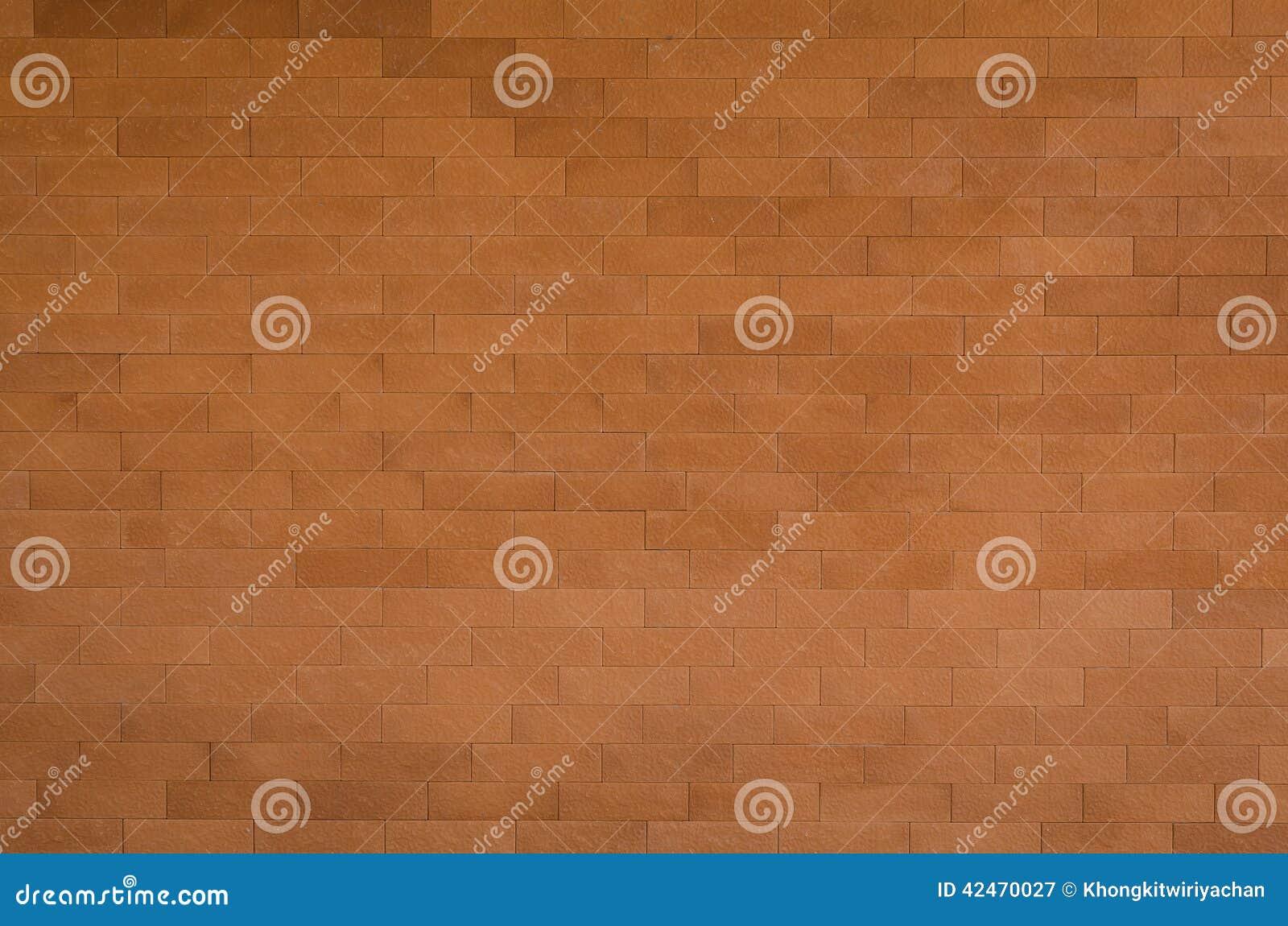 Backsteinmauermuster als Hintergrund