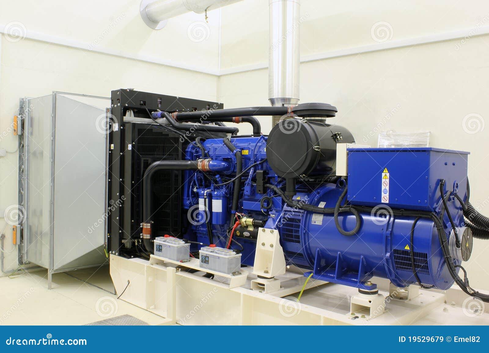 Backup Dieselgenerator