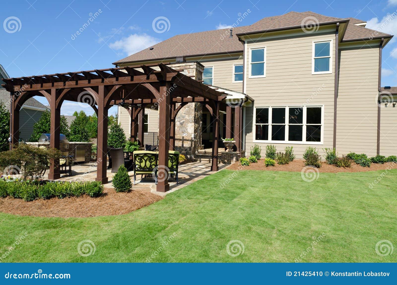 garden design garden design with lighted pergola with privacy