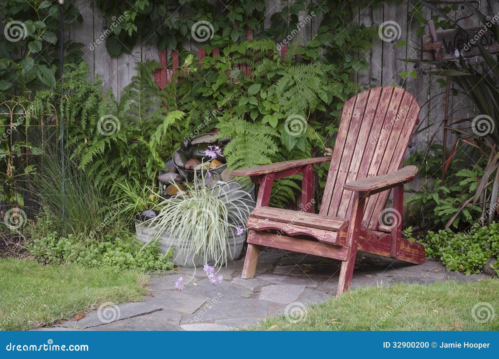 backyard vacation stock photo image 32900200