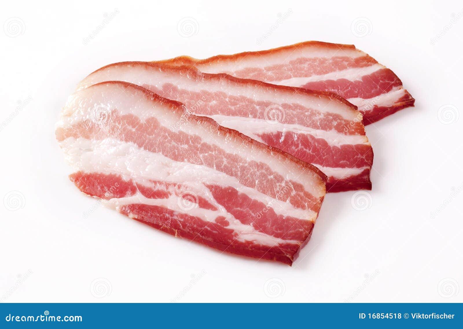 Bacon curado