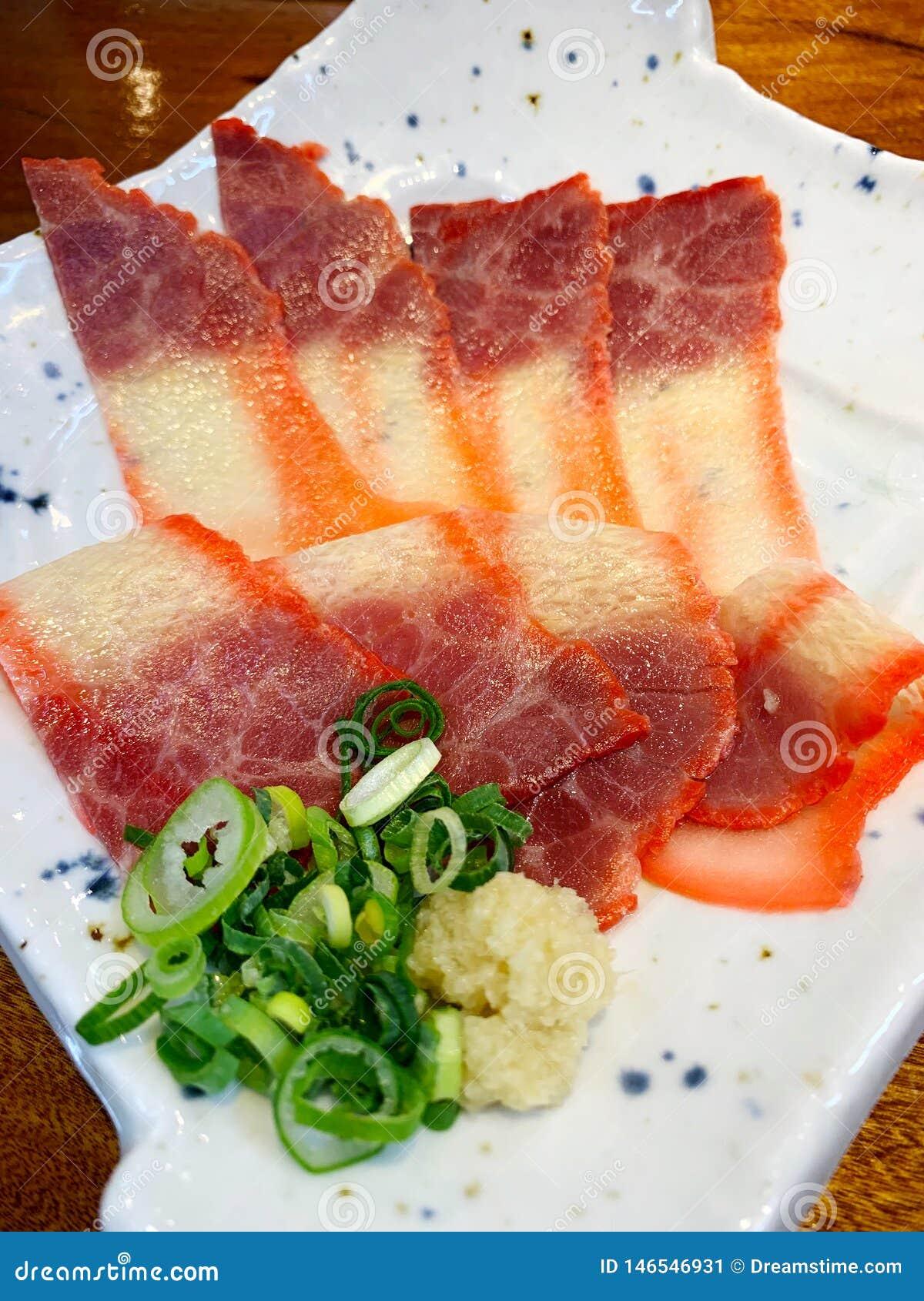 Bacon della balena