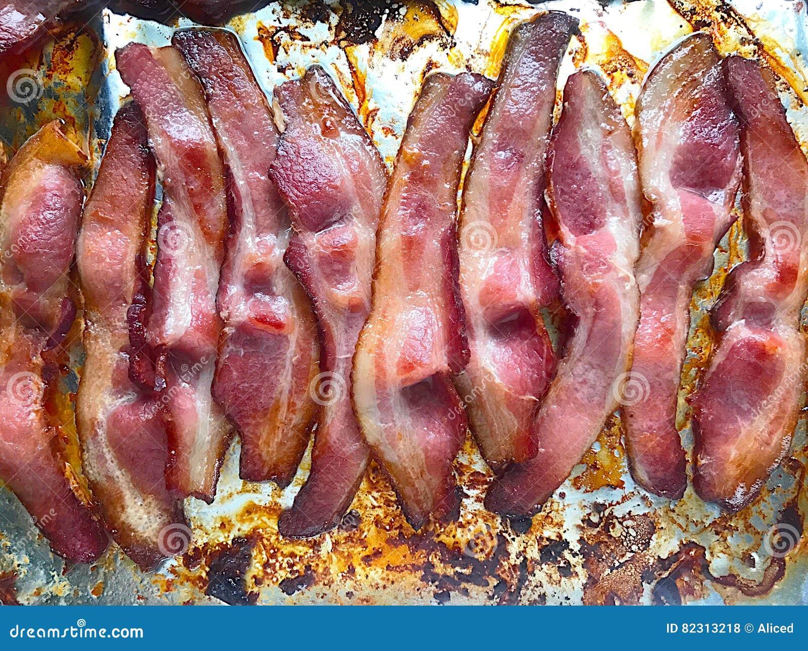 Bacon Forno-cucinato