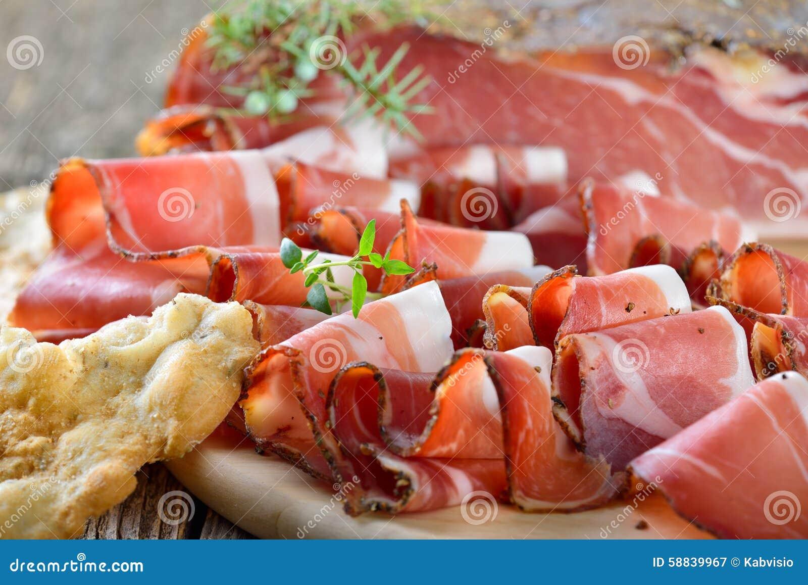 Bacon italiano