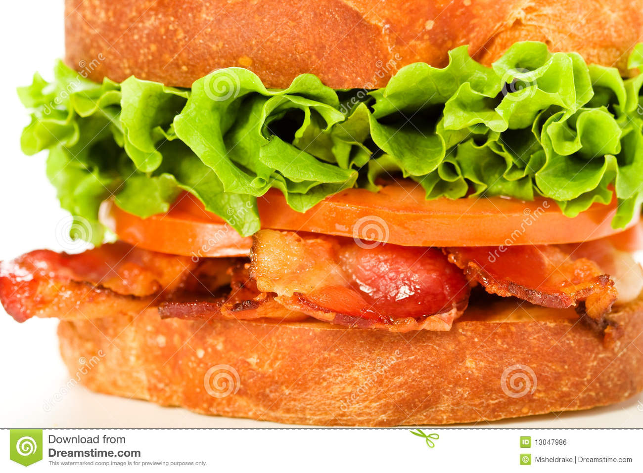 Pin Bacon Lettuce And Tomato Sandwich on Pinterest