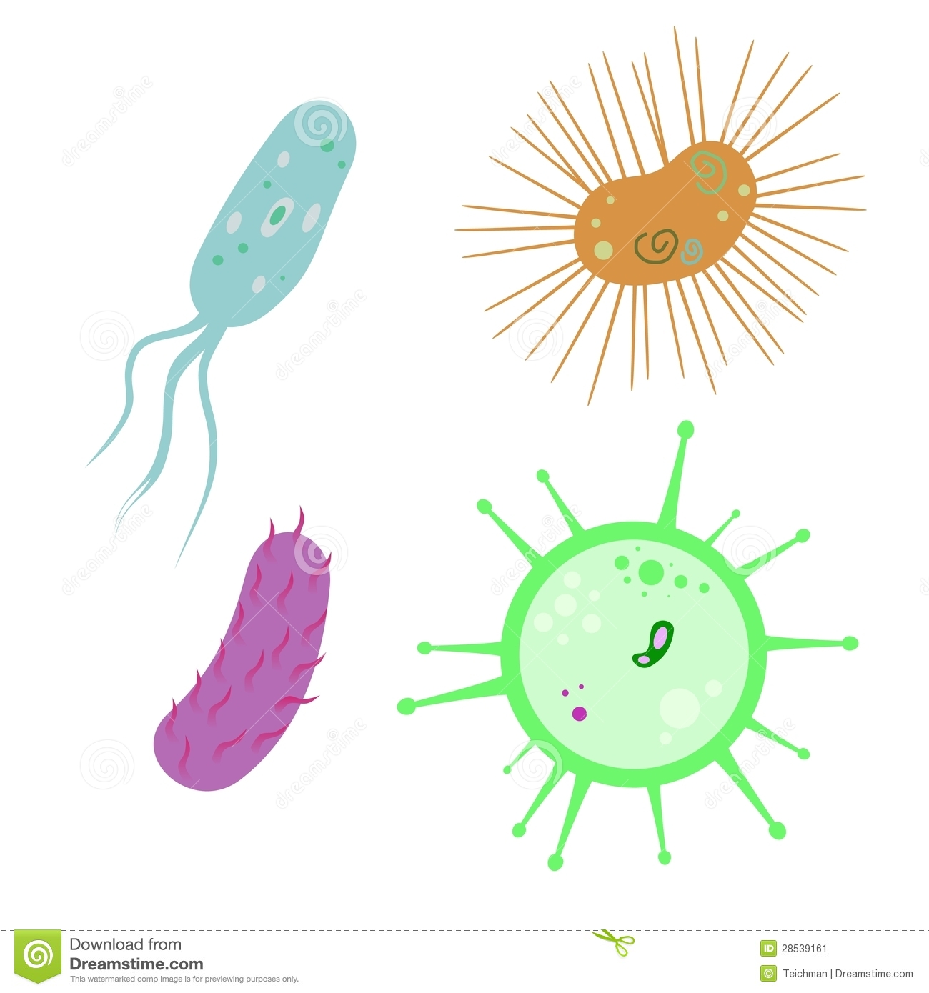 virus and bacteria Many human illnesses are caused by infection with either bacteria or viruses most bacterial diseases can be treated with antibiotics, although antibiotic-resistant strains are starting to emerge viruses pose a challenge to the body's immune system because they hide inside cells it is possible.