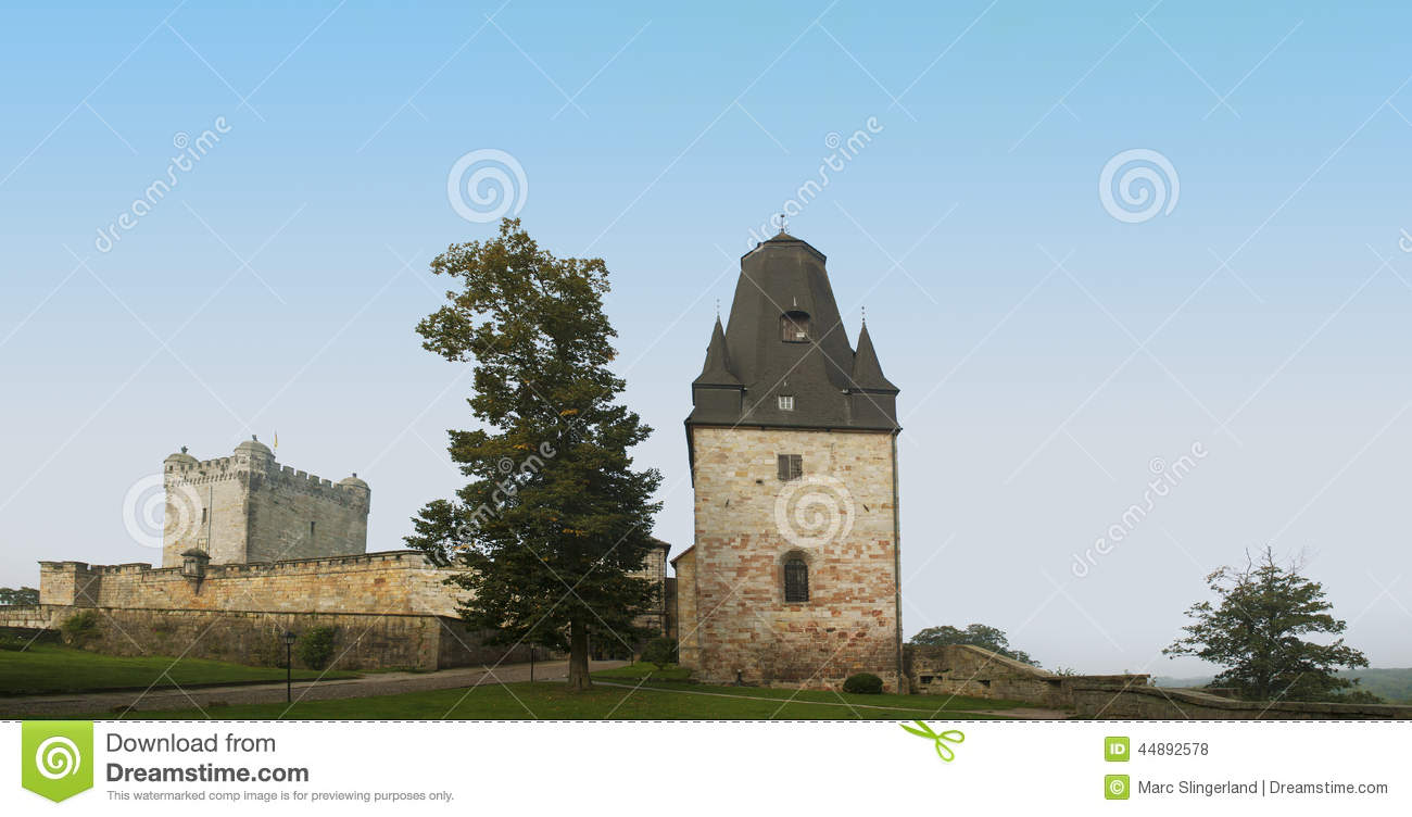 Bad Bentheim Germany  city photo : Bad Bentheim Castle. Largest castle in Northern Germany.