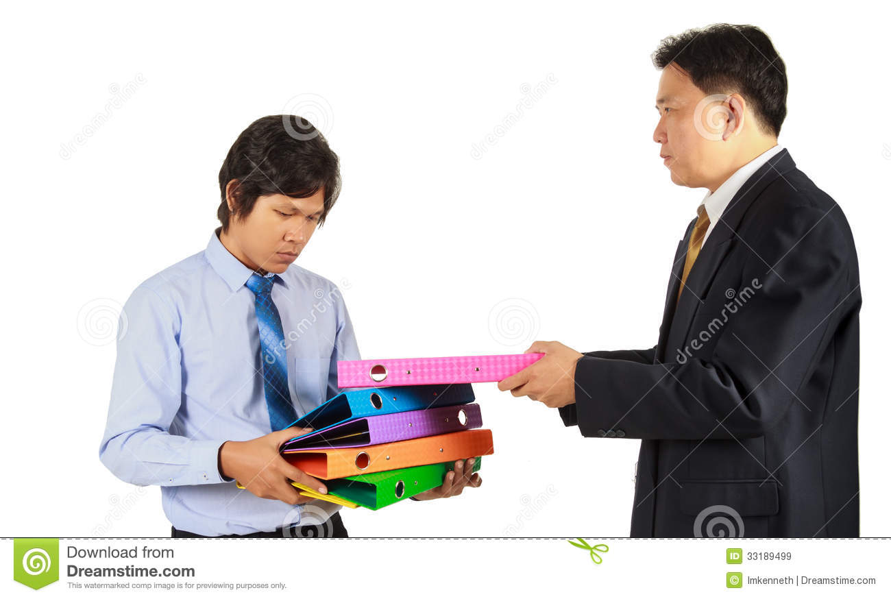 bad boss royalty stock images image  bad boss