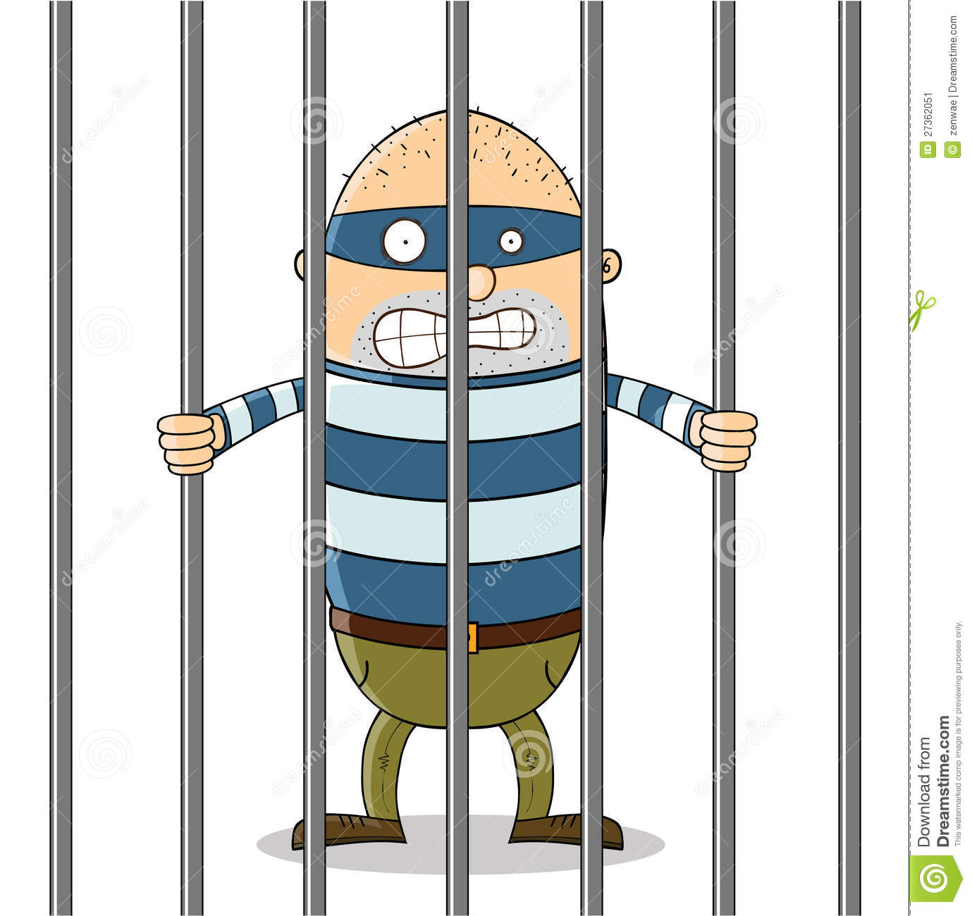 Bad Guy In Jail Stock Image - Image: 27362051: www.dreamstime.com/stock-image-bad-guy-jail-image27362051