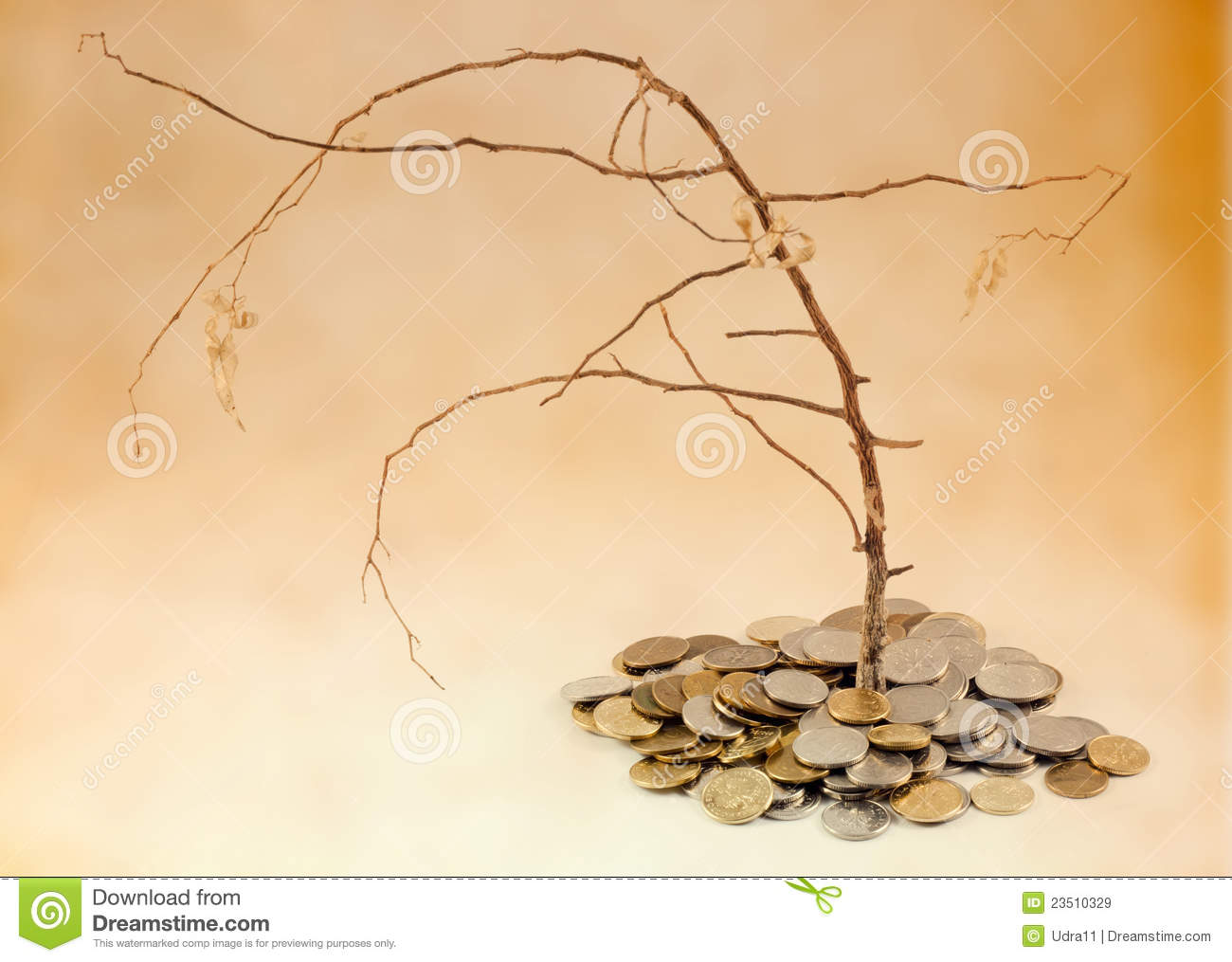 Bad Investment Royalty Free Stock Images Image 23510329