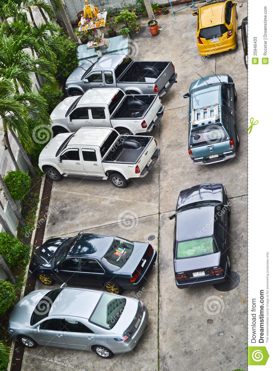 bad parking editorial stock photo image of block chaos 25946433. Black Bedroom Furniture Sets. Home Design Ideas