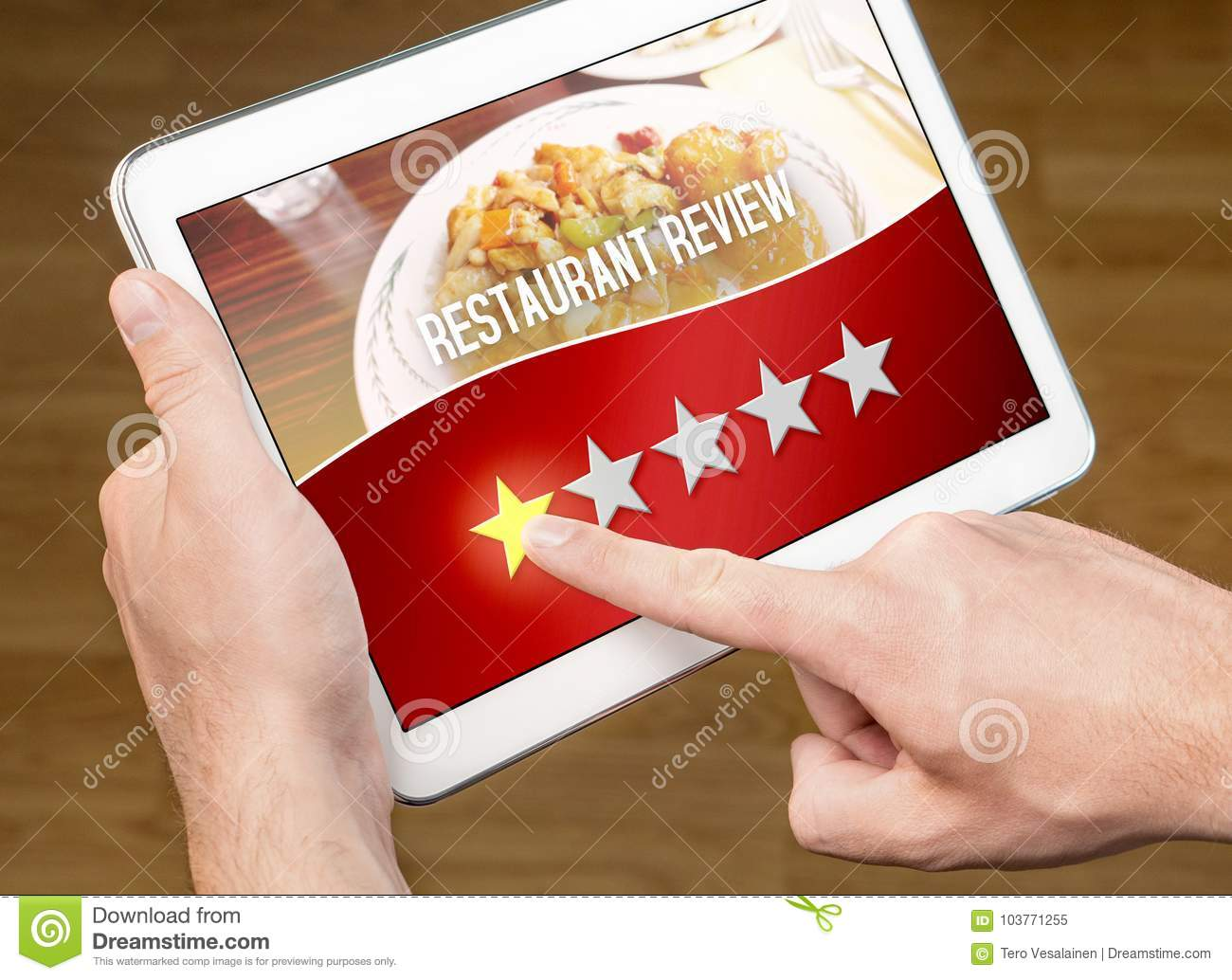 Bad restaurant review. Disappointed and dissatisfied customer