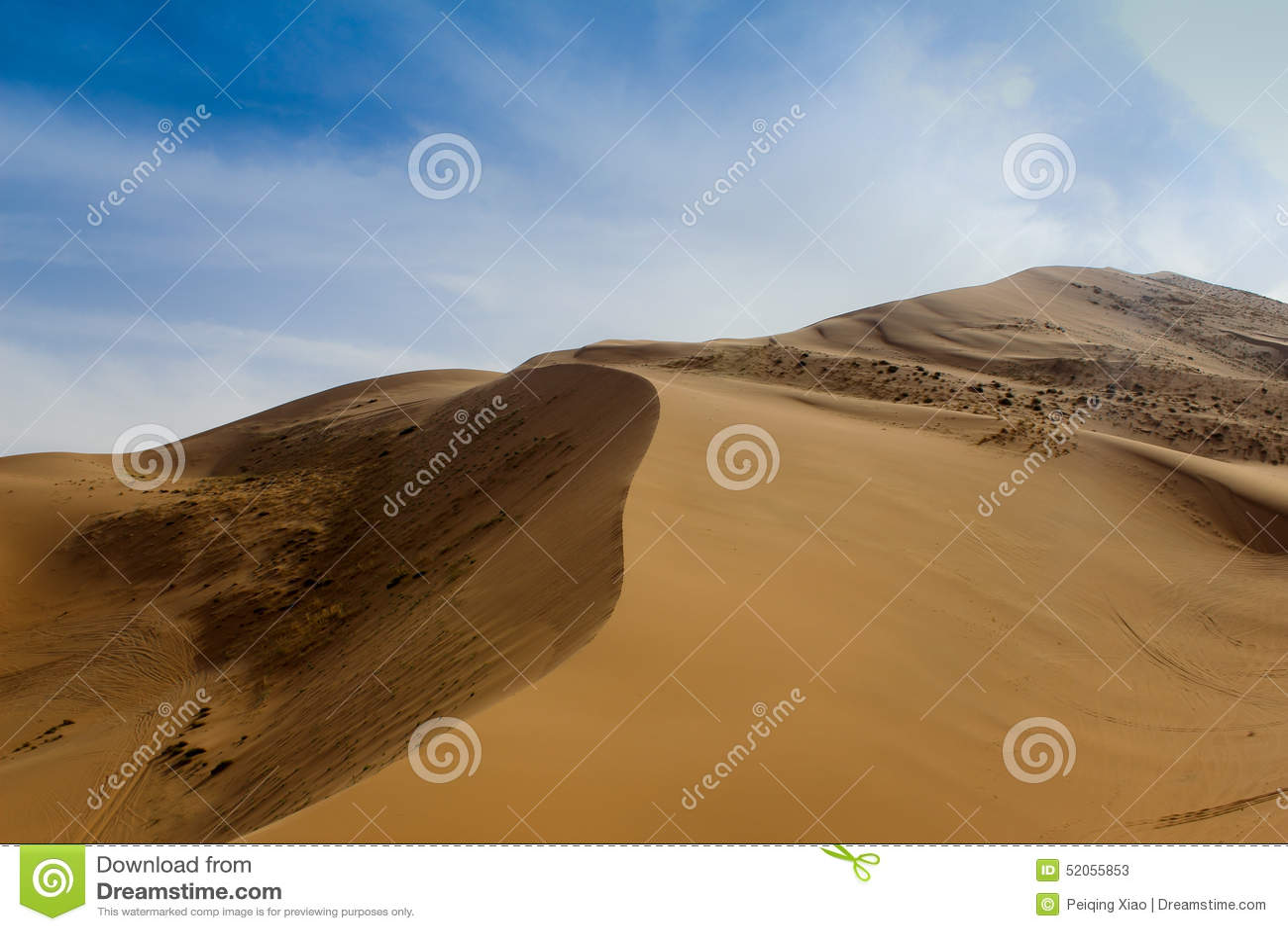 Badain Jaran Wüste