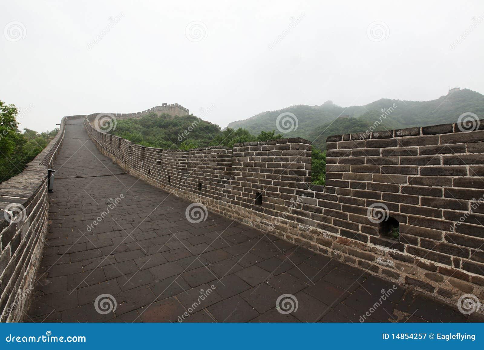 Badaling Great Wall, Beijing, China