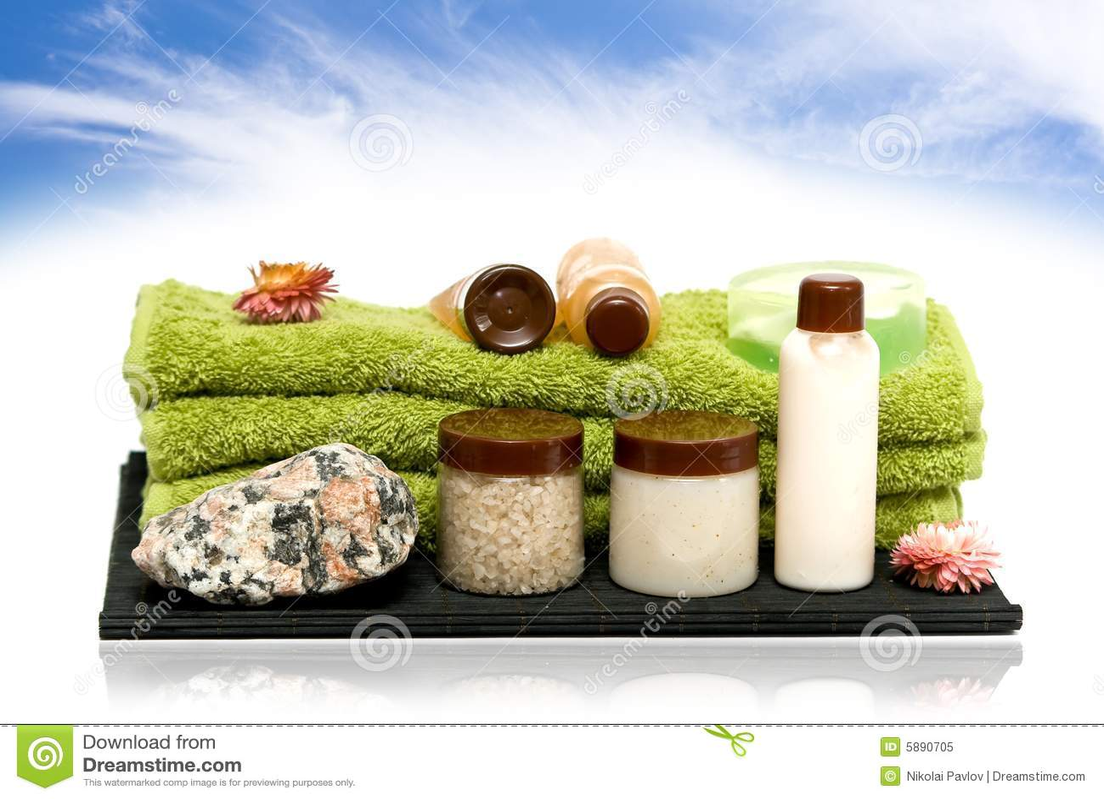 Badekurorthygienehilfsmittel für Badekurort