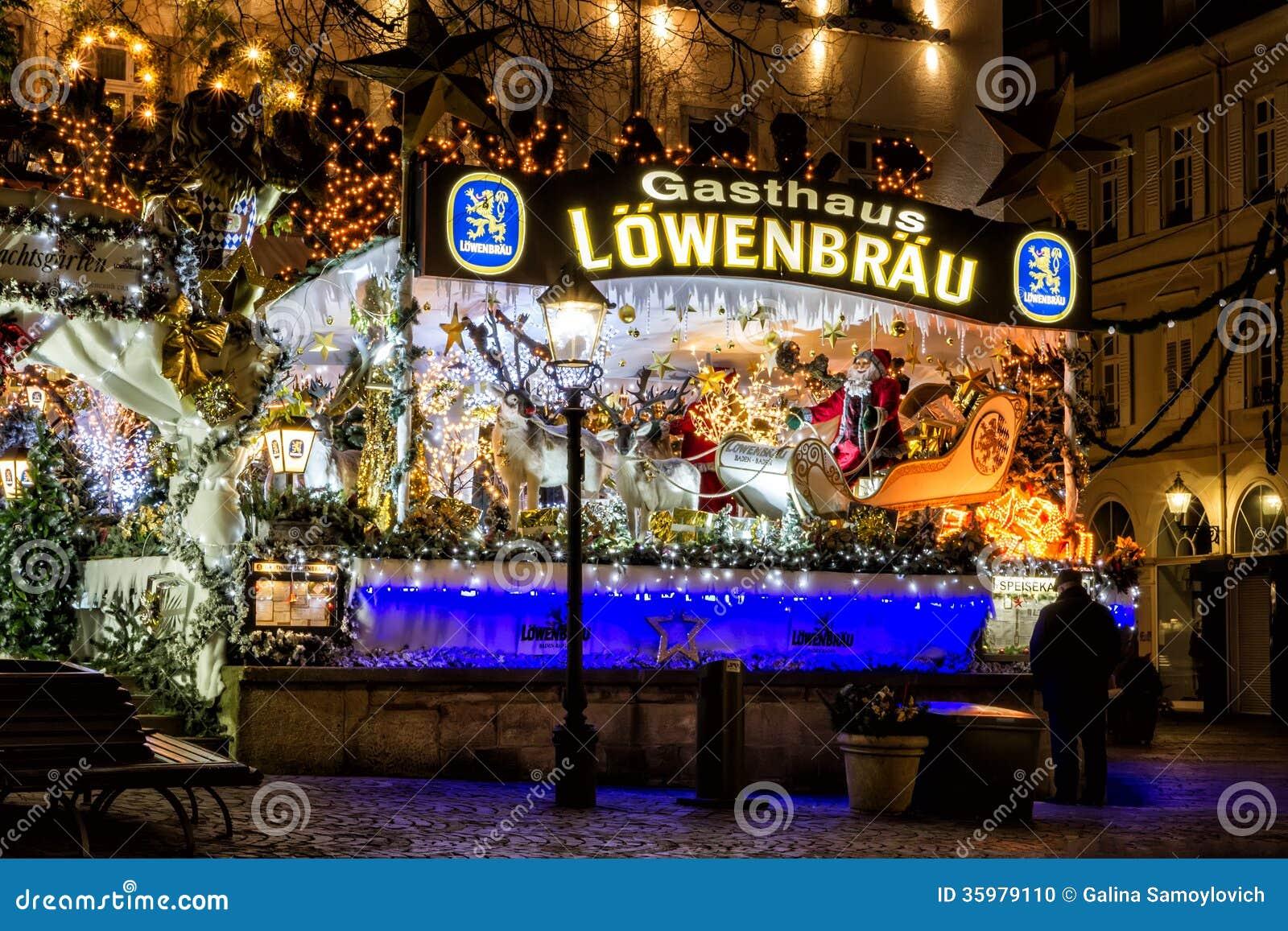 Veranstaltungen Baden Baden Dezember 2017