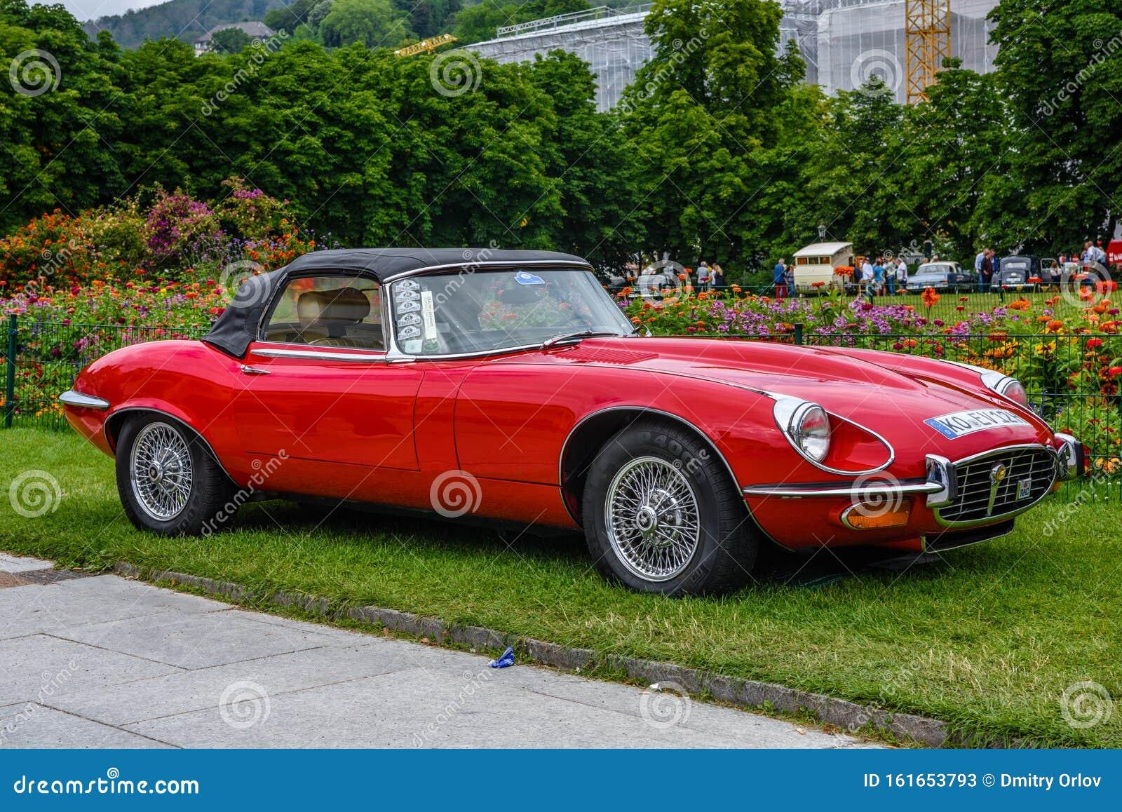 Jaguar Baden Baden