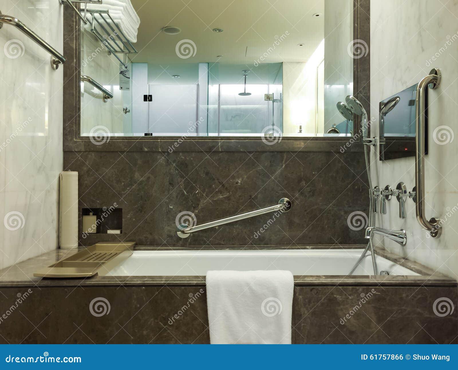 Badezimmer stockfoto. Bild von architektur, bidet, zuhause - 61757866
