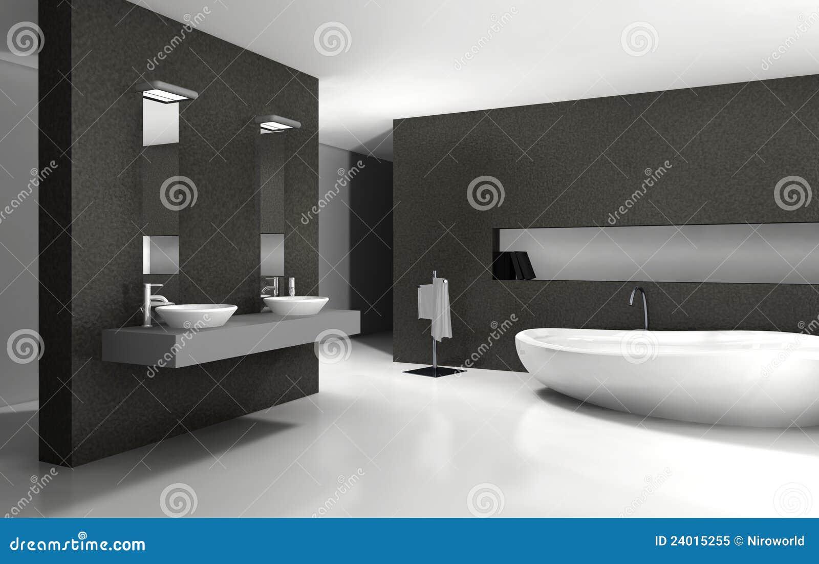 Superior Badezimmer Innenarchitektur