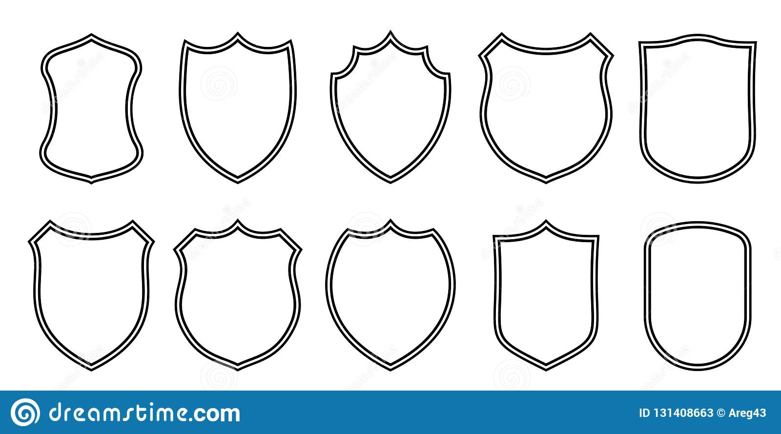 shield cartoons  illustrations  u0026 vector stock images