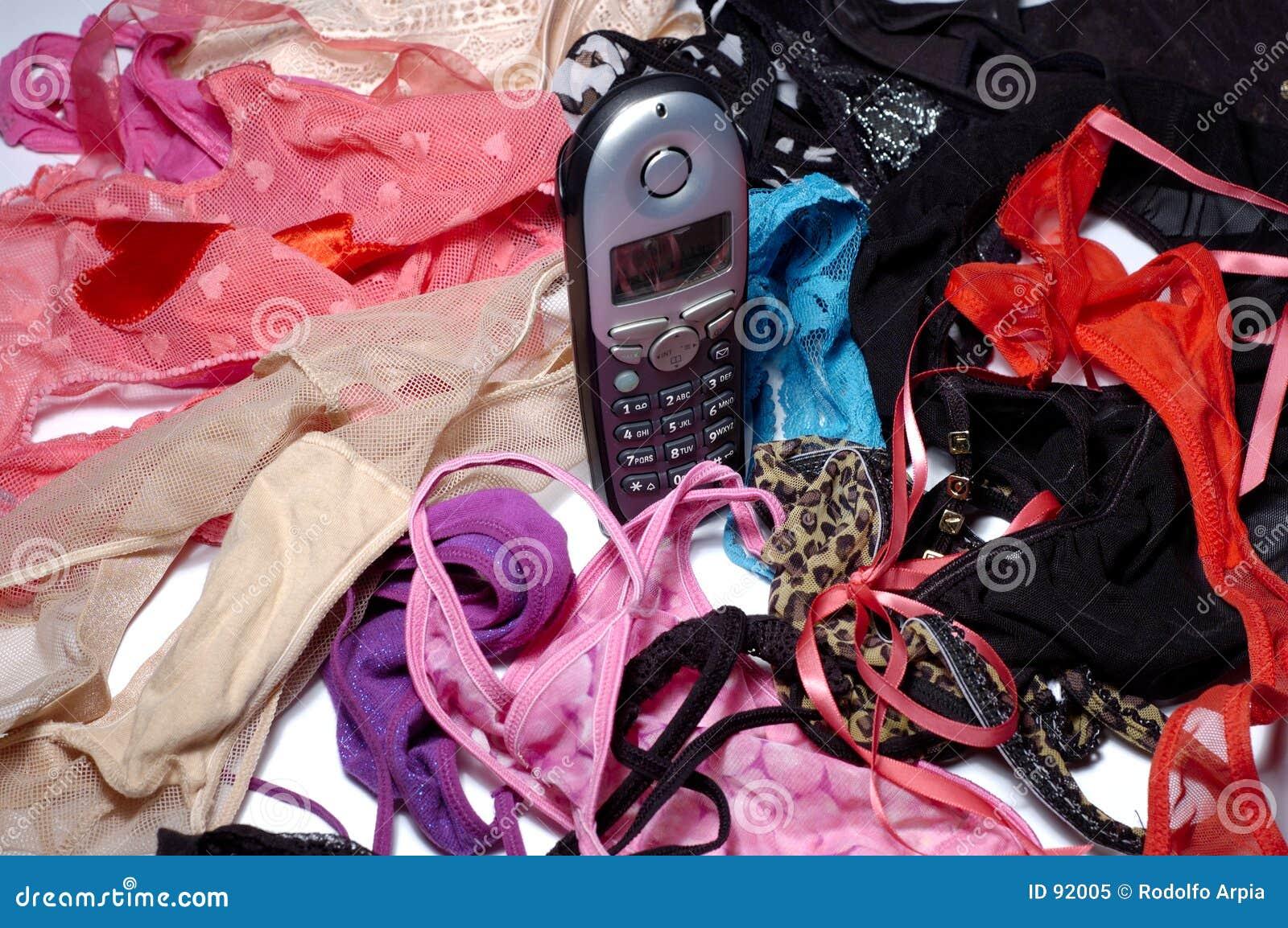 Badinage au téléphone à caractère sexuel I