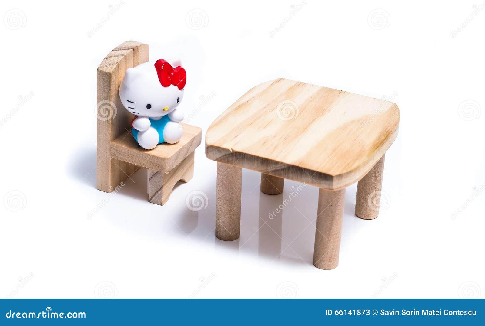 Badine des jouets de meubles