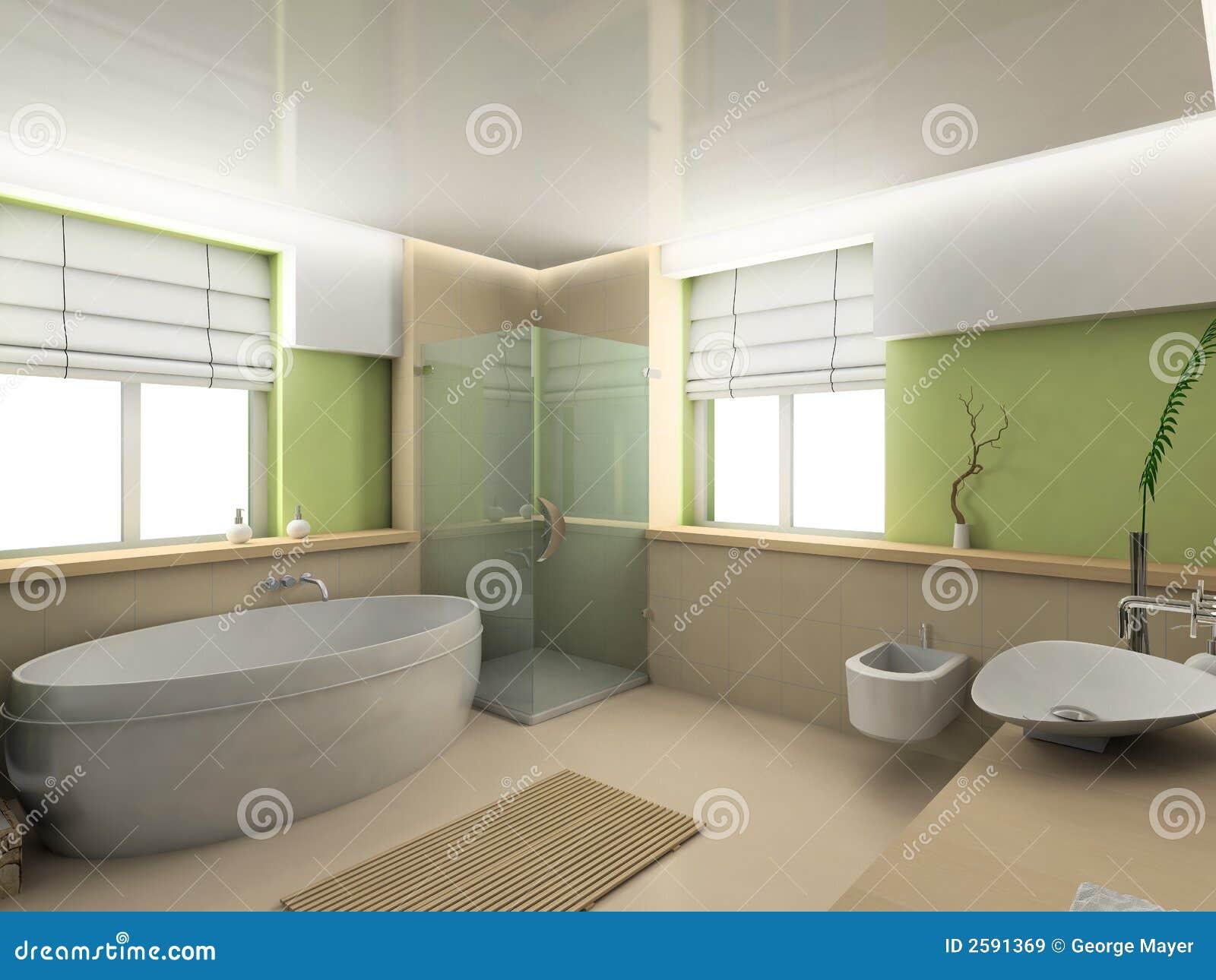 Badkamers stock illustratie afbeelding bestaande uit architect 2591369 - Badkamers ...