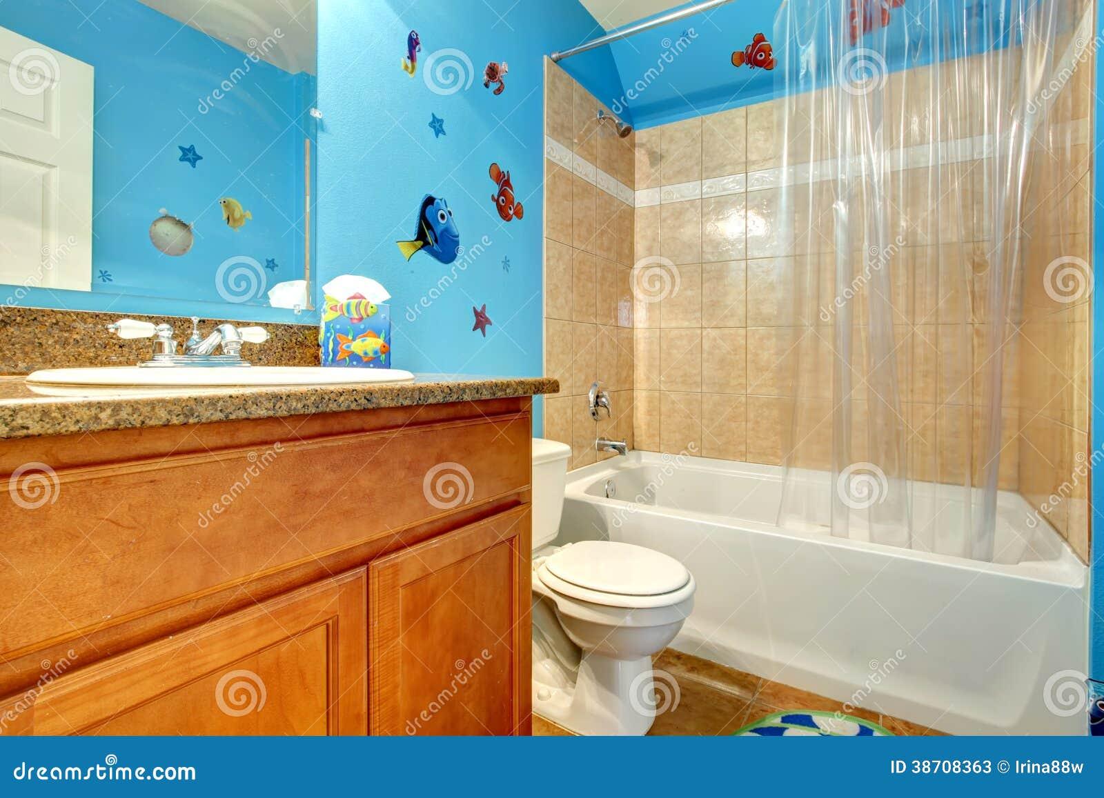 Badkamer aqua badkamer ontwerp idee n voor uw huis samen met meubels die het aanvullen - Afbeelding voor badkamer ...