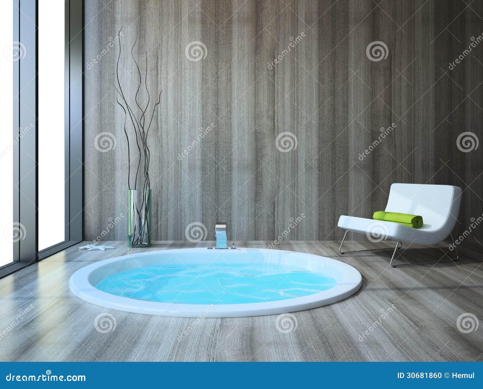 Badkamers in moderne stijl stock foto afbeelding 30681860 for Moderne badkamers