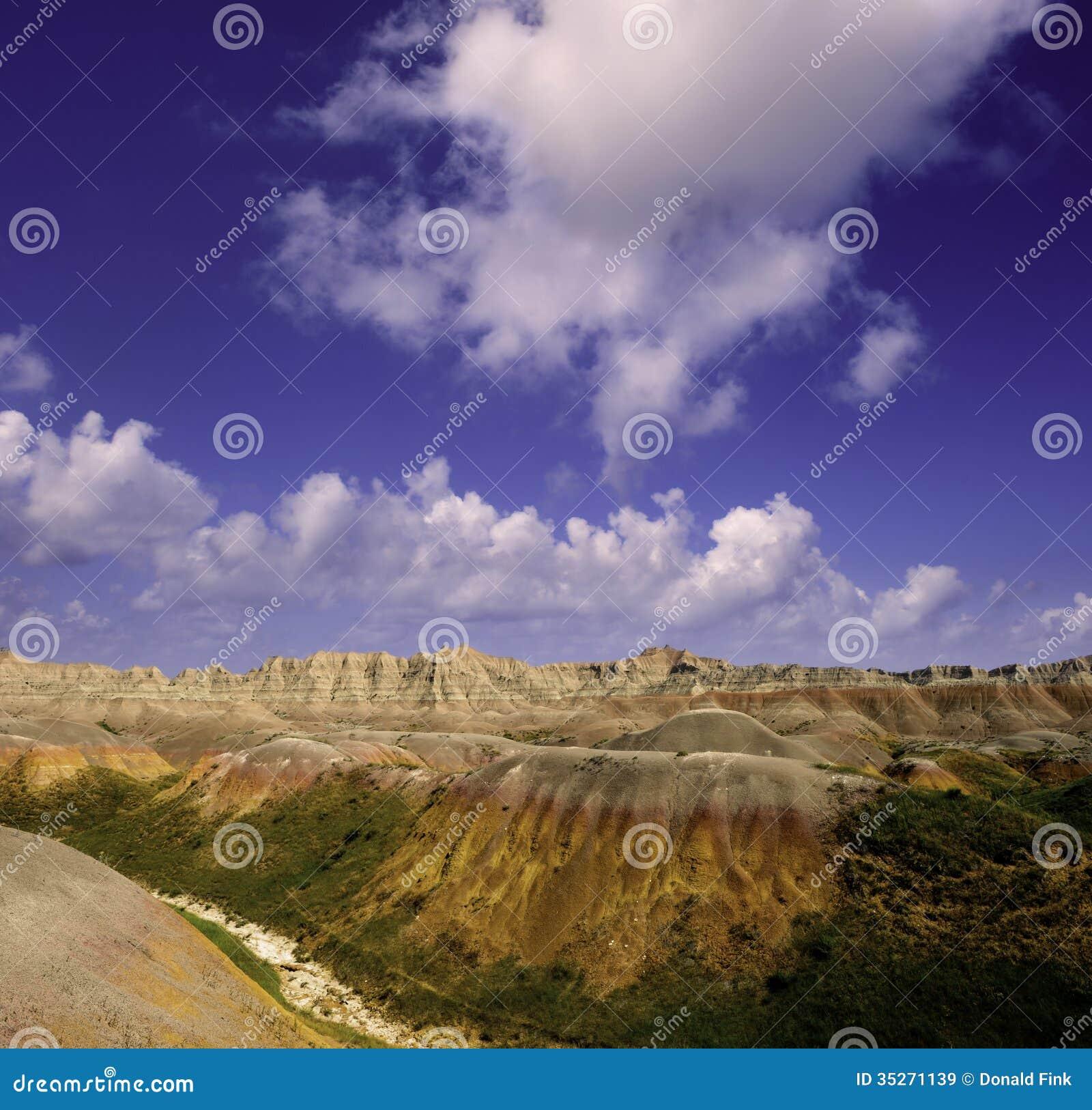 Badlands Nationaal Park
