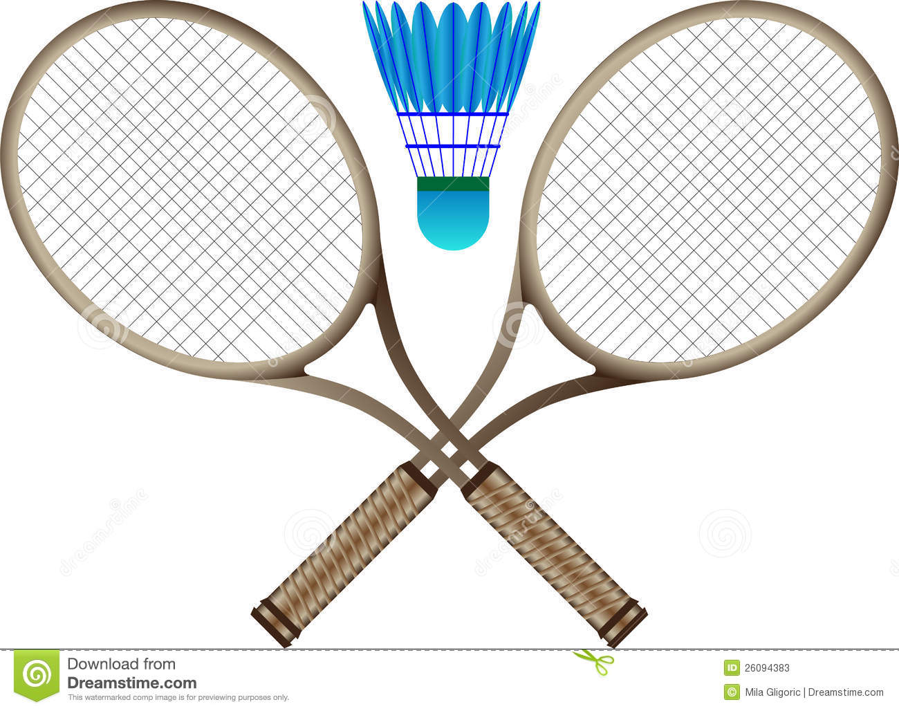 Badminton Stock Photos - Image: 26094383