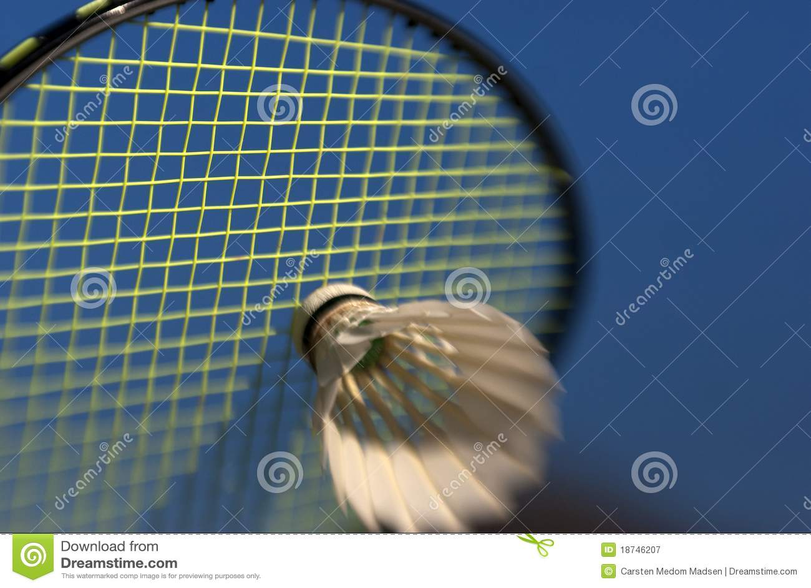 Badminton abstract