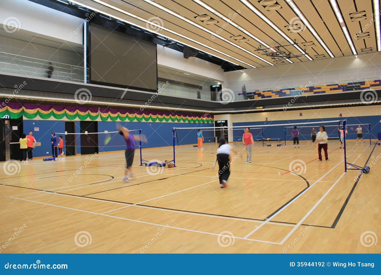 badminton hall editorial photography image 35944192