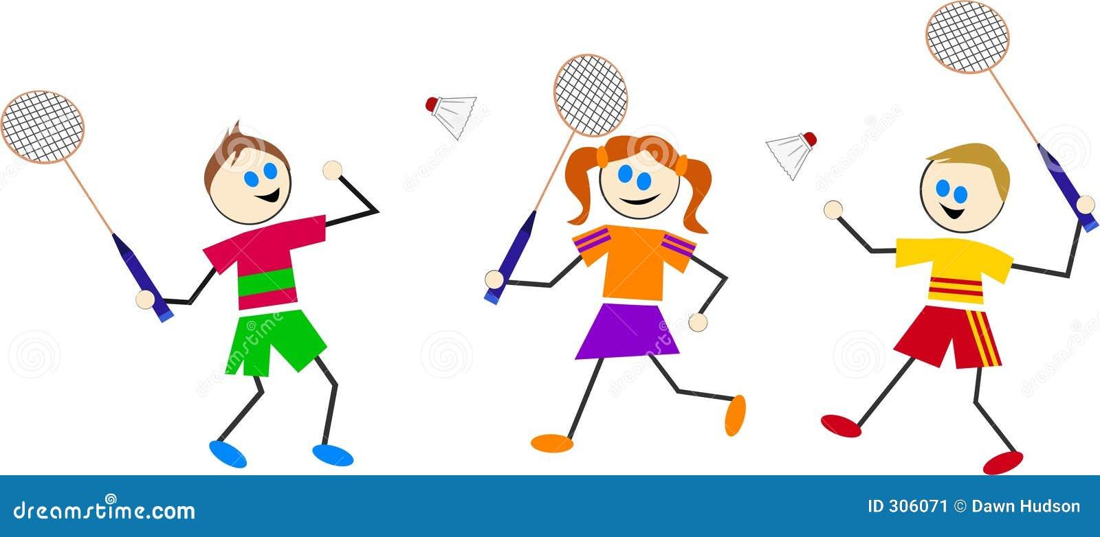 Badminton Kids ...