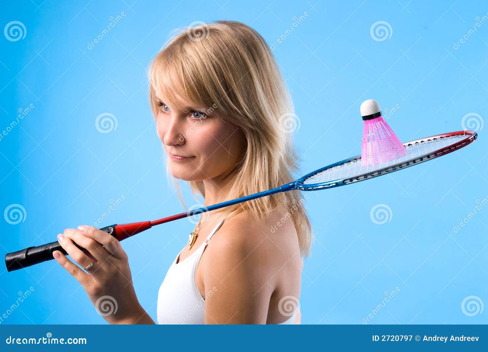 Badminton ptak